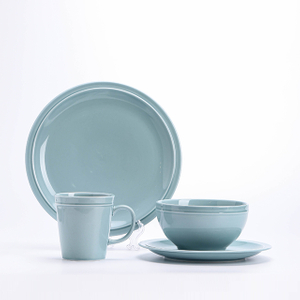 Stoneware Dinnerware Set 16PC